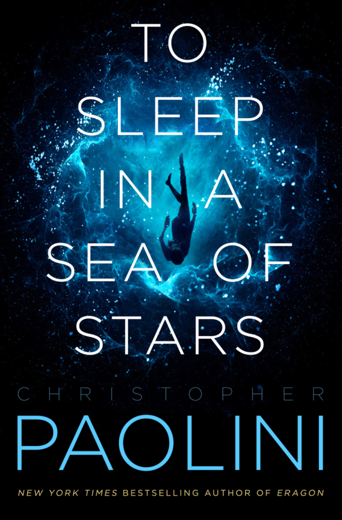 To Sleep in a Sea of Stars has a really nice cover