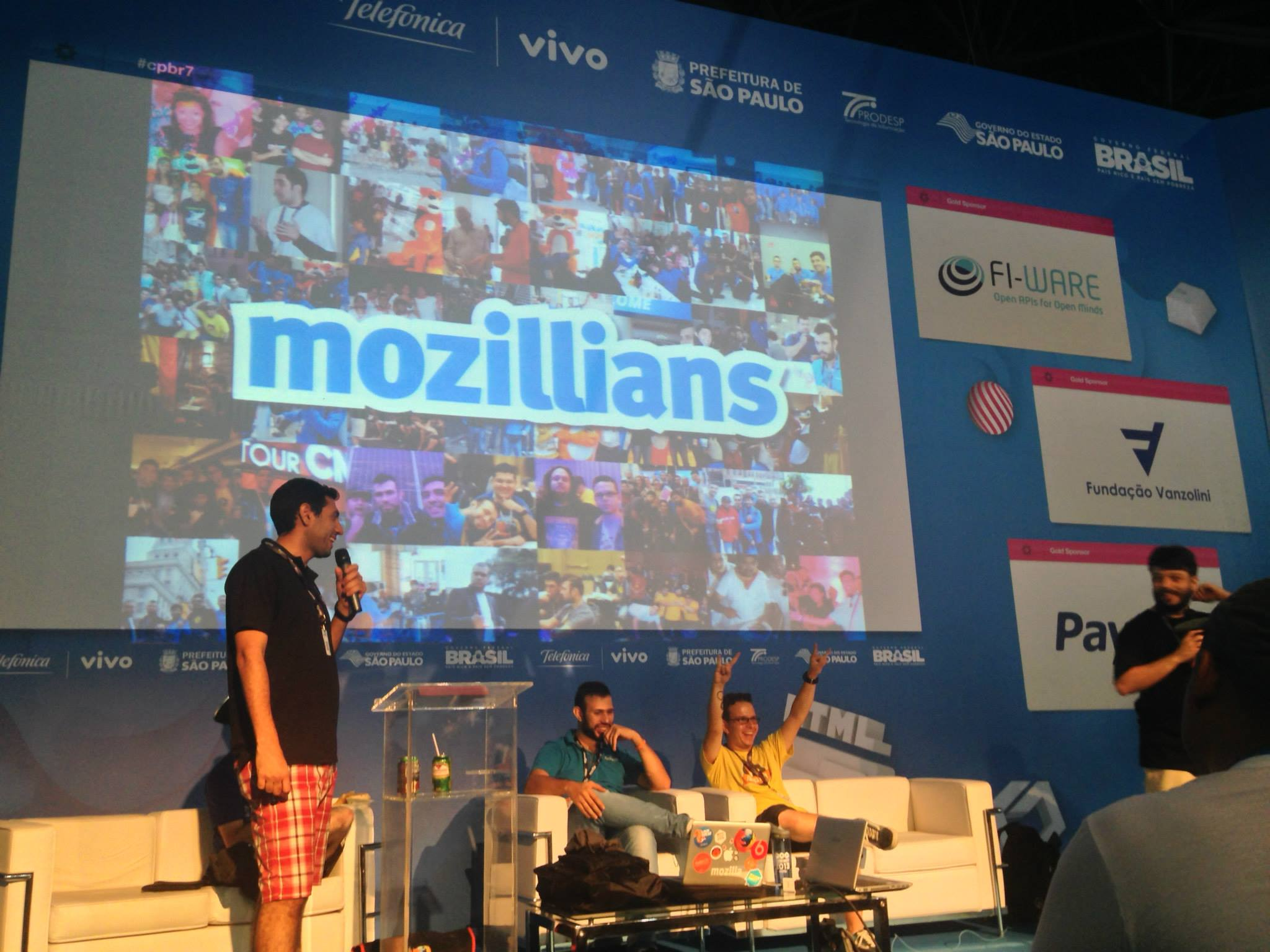 Meet the mozillians