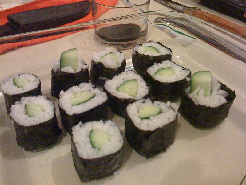Photo: Sushi from 2008