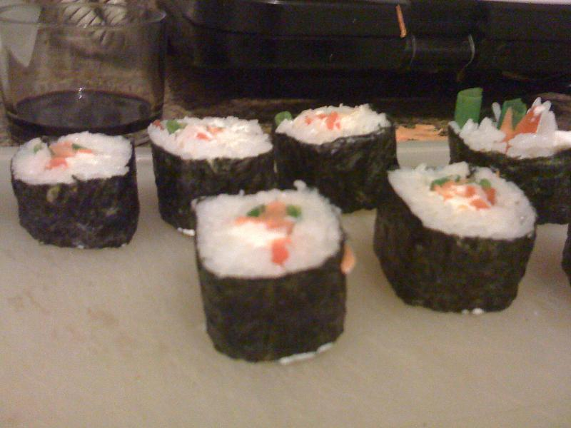 Photo: Another Sushi from 2008