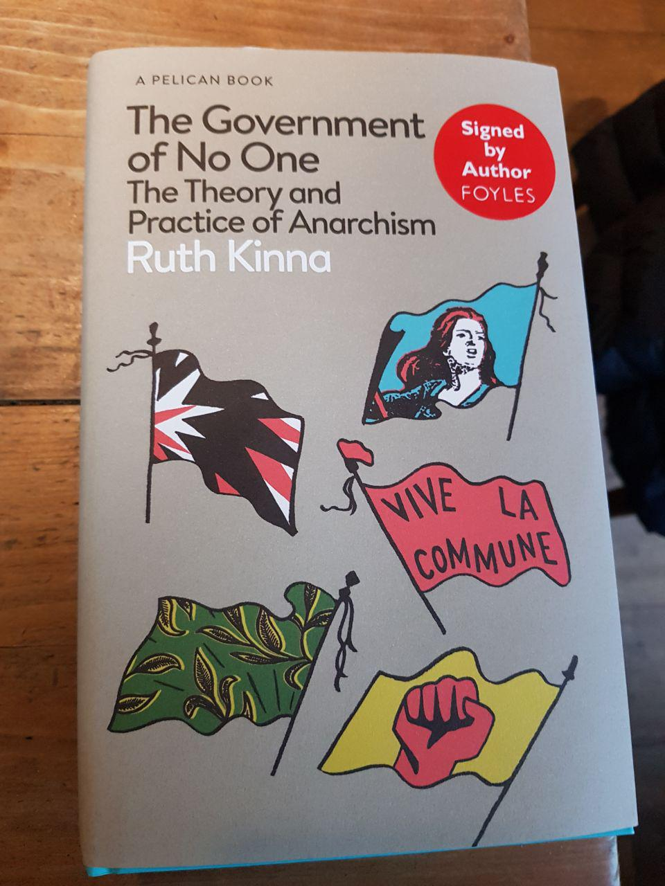 The Government of No One Cover
